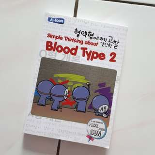 Komik Blood Type 2