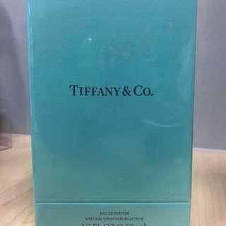Tiffany 香水全新連包膜 50ml