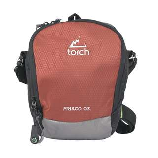 TAS SELEMPANG TORCH Frisco Terracota 3L