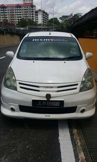 Grand Livina 1.8(A)2009 full impul
