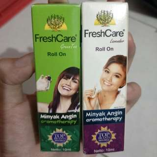 🆕 Fresh Care Ointment Oil