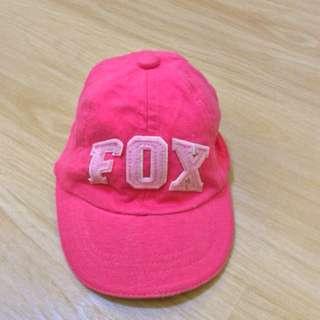 Fox Pink Cap