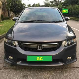 Honda Odessey CHEAPEST RENT AVAILABLE FOR Grab/Uber USE