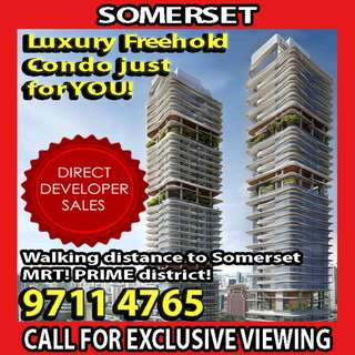 Freehold Condo - New Futura - Somerset