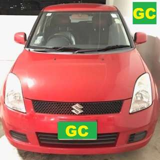 Suzuki Swift CHEAPEST RENT AVAILABLE FOR Grab/Uber
