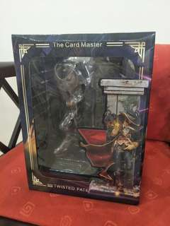 League of Legends Twisted Fate figure