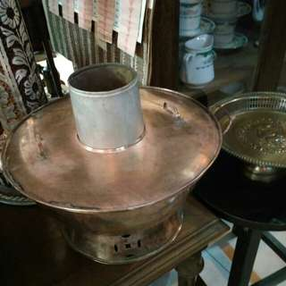 Steamboat tembaga antik B