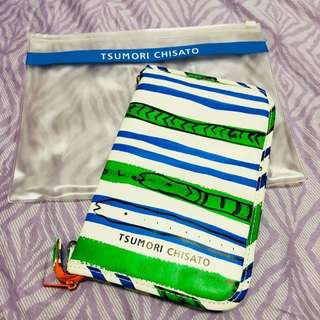 Tsumori Chisato Travel Bag (new)