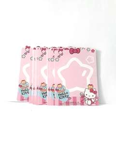 Hello kitty memo papaper heet