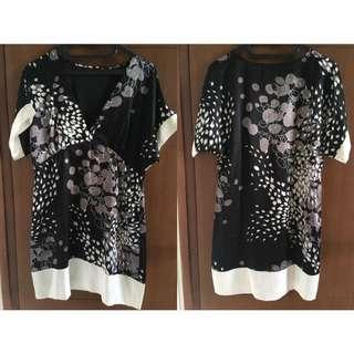 Body & Soul, Black n White Dress