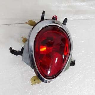 Fino brake tail lights