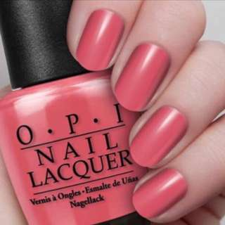 OPI Nail Polish Grand Canyon