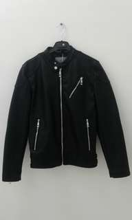 Jacket Faux Leather ZARA MAN