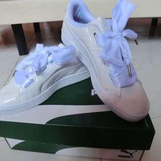 Puma big shoelace