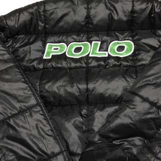 Polo ralph lauren reversible puffer jacket