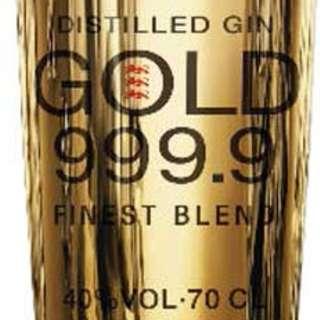 GOLD 999.0 Distilled Gin
