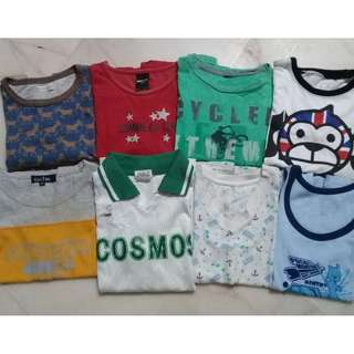 6 Years Boy T-Shirt (7 pcs)