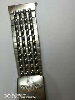 天梭(Tissot)算盤子鋼帶