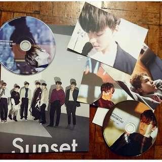 Seventeen Director' Cut 淨專CD明信片