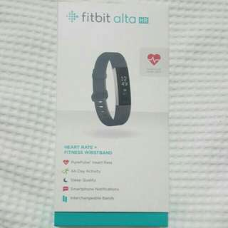 Fitbit Alta HR ( Heart rate) wristband size small