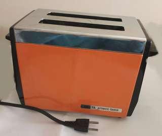 (8-9成新) TANITA Automatuc Toaster 多士爐 (Made in Japan)