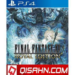 PS4 Final Fantasy Royal Edition