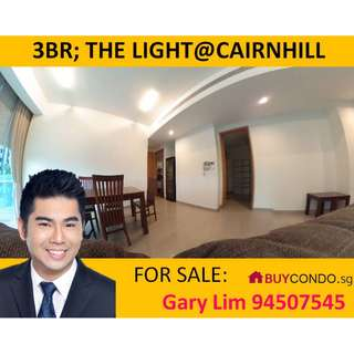 3BR The Light@Cairnhill for Sale