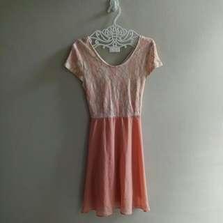 Baju Wanita Peach M fit to L