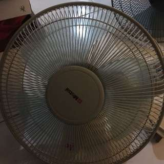 Mistral fan 16inches x2