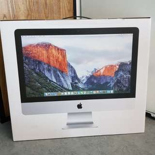 Mid 2016 Apple iMac 21.5 Retina 4K Inch Display