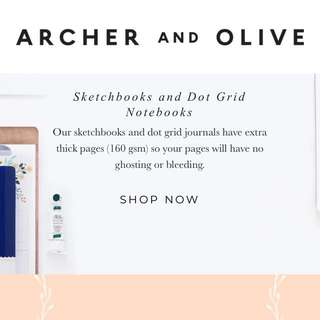 Archer and Olive Spree