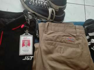 Pants dickies ori ... size 30