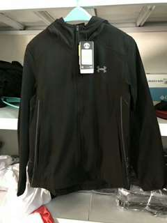 under armour jacket size m