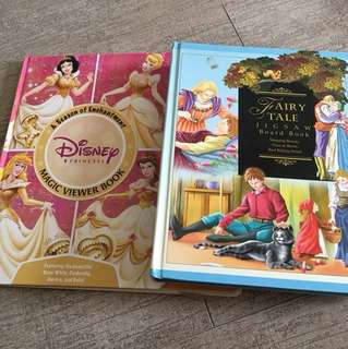 Fairy tales and princess Story Books