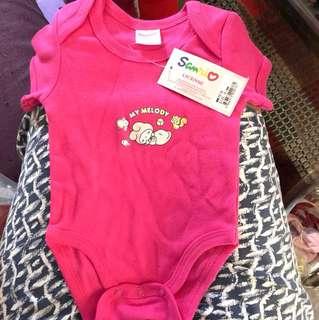 Hello kitty Baby Girl Romper 0-3 months infant