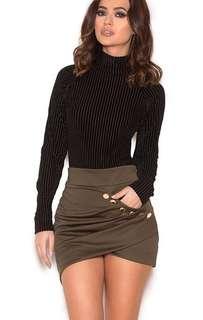 House of CB Laure Skirt
