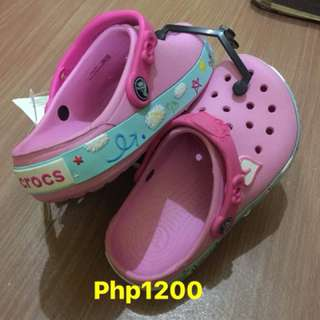 Imported Crocs