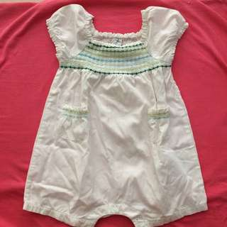 #MakinTebel romper
