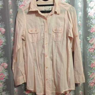 Soft pink shirt