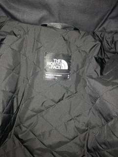 The north face coat size small