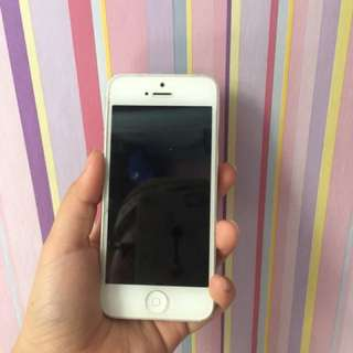 Iphone 5 with issue