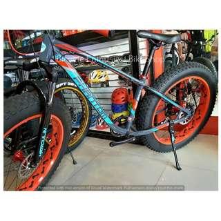 Bicycle Side Stand Bike Kick Stand Aluminum Alloy 20/24/26/27.5/29/700C/FatBike