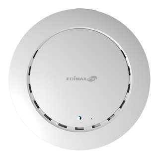 Edimax 2 x 2 AC Dual-Band Ceiling-Mount PoE Access Point CAP1200