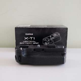 Used Fujifilm Vertical Battery Grip for Fujifilm X-T1 VG-XT1