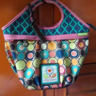 Lily bloom hand bag