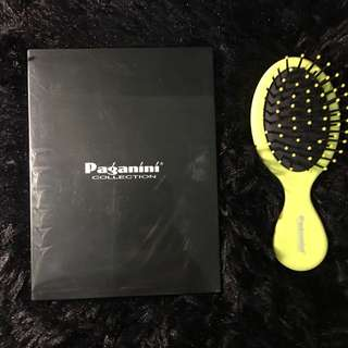 Paganini Mirror and brush set