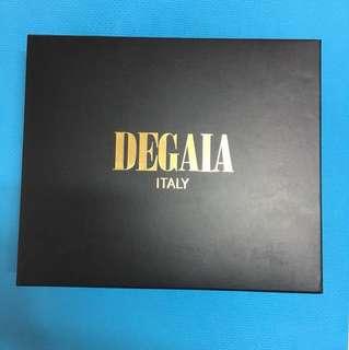 意大利品牌Degaia頸巾、冷帽及手套禮盒