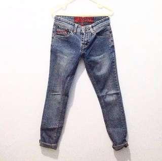 Celana jeans wanita import