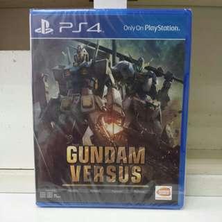 PS4 Gundam Versus R3 English