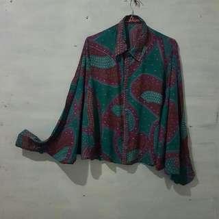 Batwing Batik